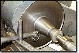 Producing quality Metal Spinnings in a range of materials including Mild Steel, Aluminium, Stainless Steel, Brass & Copper